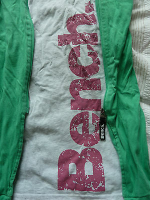 Cool Bench double layered long zipped vest top 5 - 6 years - lovely!
