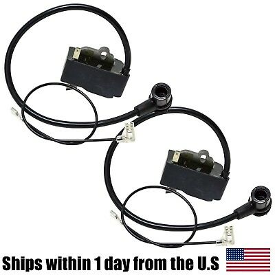 (2) Ignition Coil for Stihl 4223-400-1302,4223-400-1303 (TS400 Saws)