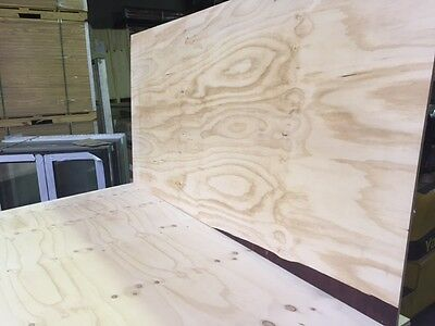 Plywood - CD Grade - Non Structural - 2400 x 1200 x 12mm