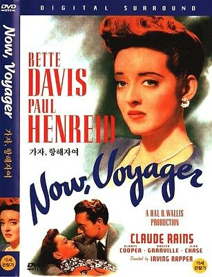 Now, Voyager DVD (1942) / Bette Davis, Paul Henreid