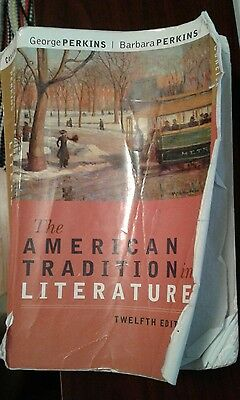 the american tradition in literature, college text book
