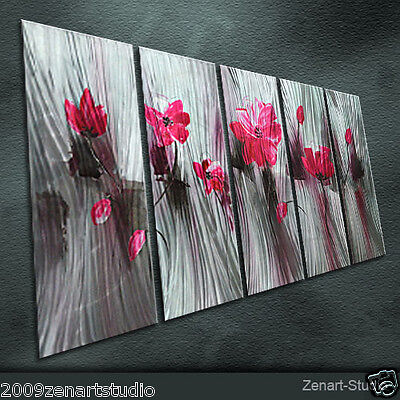 Modern Original Metal Wall Art Abstract Special Indoor Outdoor Decor-Zenart