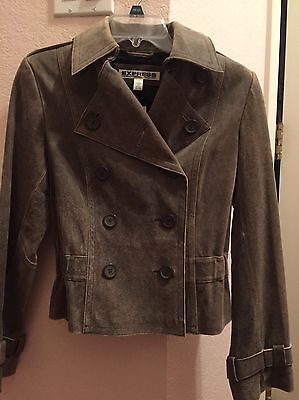 Express Leather Jacket Women's Size 2 New
