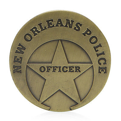 Saint Michael New Orleans Police Commemorative Challenge Coin Collection Gifts