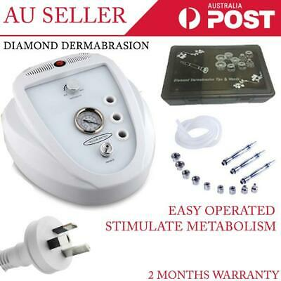 Diamond Microdermabrasion Dermabrasion Rejuvenation Machine Facial Skin Peeling