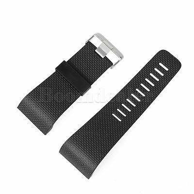 Soft TPU Replacement Band Strap Wristband For Fitbit Surge Tracker #H2U