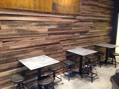 """Feature Wall Cladding, DIY System - Artisan """"three board"""" Recycled Timber Panels"""