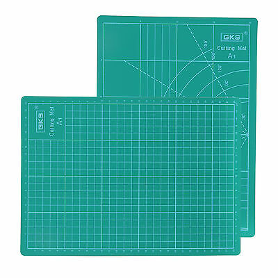 New Cutting Mat Non Slip Self Healing Double Sided Durable PVC Cutting Board Pad