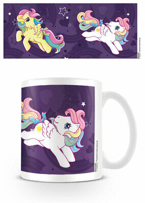 My Little Pony - Ceramic Coffee Mug / Cup (Retro Best Friends)