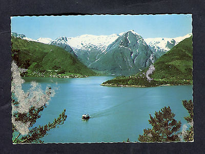 c1970s View of a Ferry, Sognefjord