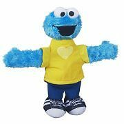 "Cookie Monster Hugs Forever 9"" - Sesame Street"