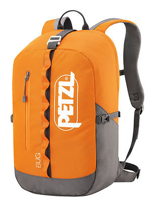 Petzl Bug Backpack for single day multi-pitch climbing