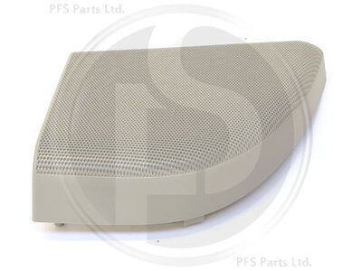 Mercedes C Class 2001-2009 (Coupe) Speaker Grille (Right Hand) Alpaca Grey