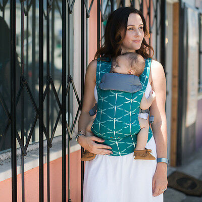 New Beco Gemini 4 in 1 Baby Carrier Dragonfly