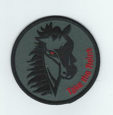 """HMH-465 """"TAKE THE REINS"""" (THEIR LATEST) patch"""