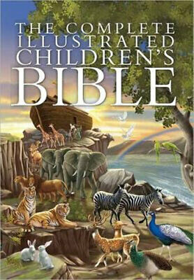 NEW The Complete Illustrated Children's Bible By Janice Emmerson Hardcover