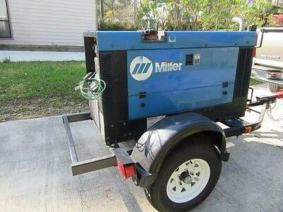 Miller Industrial Welder Sells New $15,250.00 Bid or Buy Now $5,950.00
