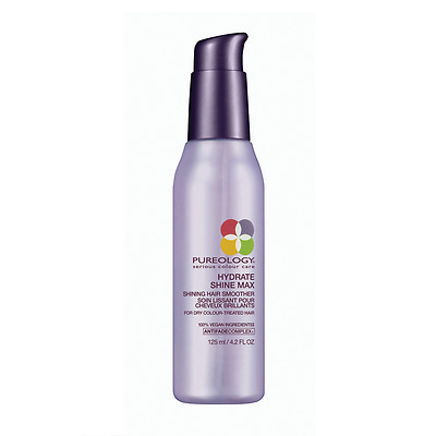 L'Oreal Pureology Hydrate Shine Max Shining Hair Smoother 125ML New