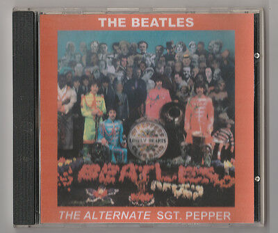 The Beatles ~ The Alternate Sgt Pepper ~ Rare Import Cd Issued 1998