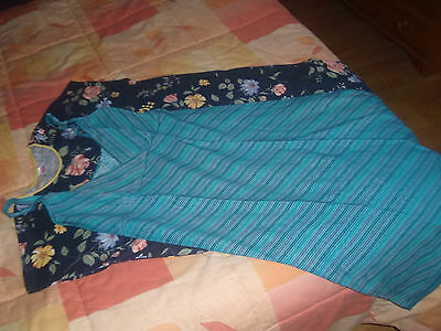 LOT 2 ROBES taille 38/40 - tbe