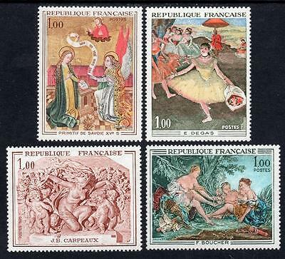 FRANCE MNH 1970  French Art