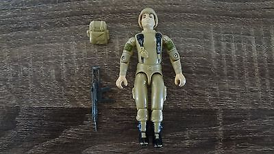 1983 GI Joe Tan Grunt Complete! Vintage Hasbro Action Figure -P