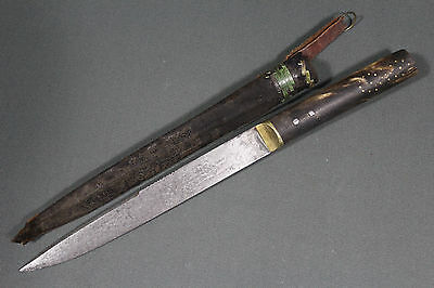 Antique Ottoman kard dagger - 19th early 20th century