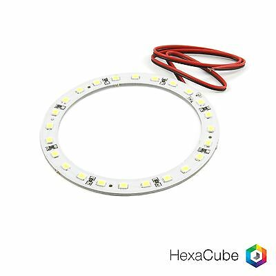 LED Ring 80 mm 24 SMD weiß 12V