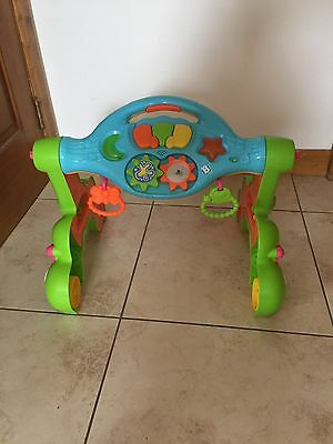 Activity Walker Toy Adjustable With Lights And Music