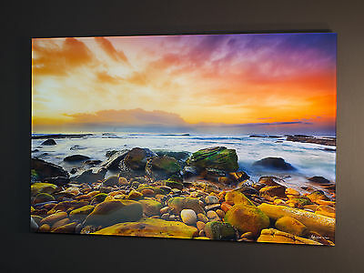 "Limited Edition Fine Art Photo, Mark Zissis ""Ocean Drive"" 47"" Peter Lik Style"