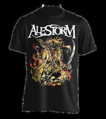 Alestorm we are herer to drink your Beer T-Shirt 105841 #