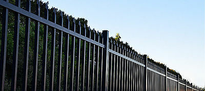 1.5m*2.4m Steel Security Fencing Panel For only $86 Per Panel!!!