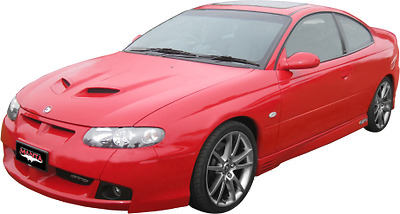 "HSV Monaro/Coupe VZ 6.0L GTO GTS, Manta 2.5"" Dual Full system with extractors"
