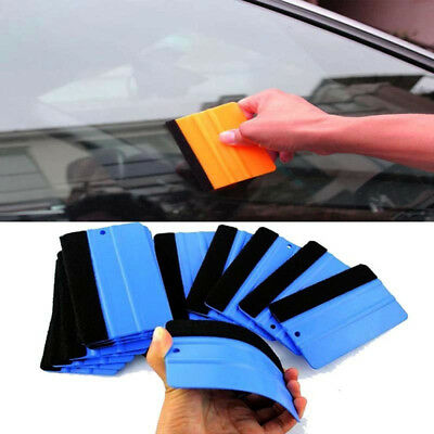 Tool Install Film Vinyl Wrapping Mobile Car Cleaning Scraper Squeegee Tool