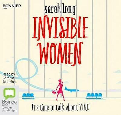 NEW Invisible Women By Antonia Beamish Audio CD Free Shipping