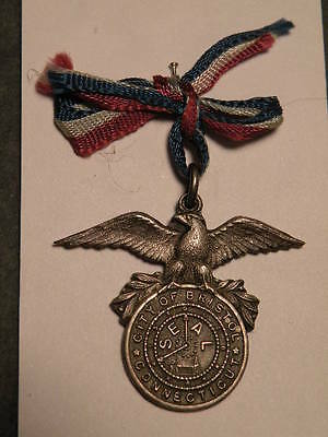 Bristol, CT. - City / Town Medal -WWI