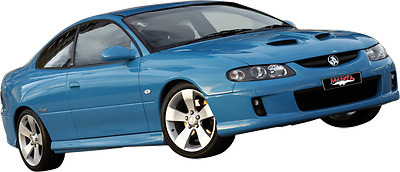 "Holden Monaro VZ 5.7L V8 Coupe, Manta 2.5"" Dual Full system and extractors"