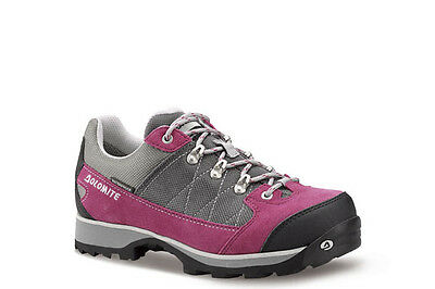 Shoes LOW Women's Trekking Approach Hiking DOLOMITE DAVOS LOW WP Woman