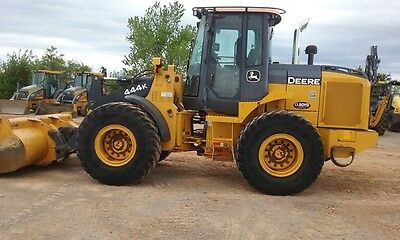 2012 John Deere 444K Wheel Loaders