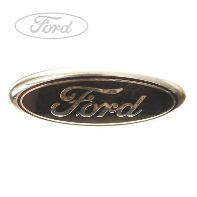 Genuine Ford Transit Connect Rear Door Oval Name Plate Badge Emblem 5209701