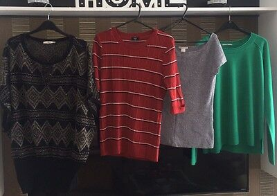 Ladies Size L 16 Tops Bundle Perfect For Spring