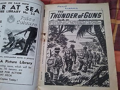 War At Sea Picture Library 21 The Thunder Of Guns
