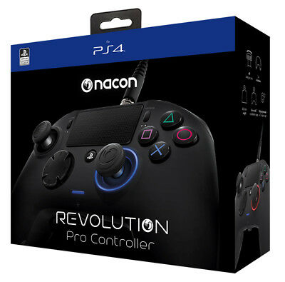 NACON Revolution PRO Controller Gamepad PS4 Playstation 4 eSports Designed NACON