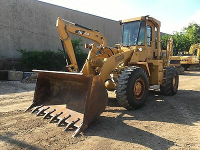 Caterpillar CAT 950B Wheel Loader; VIDEO walk around included!