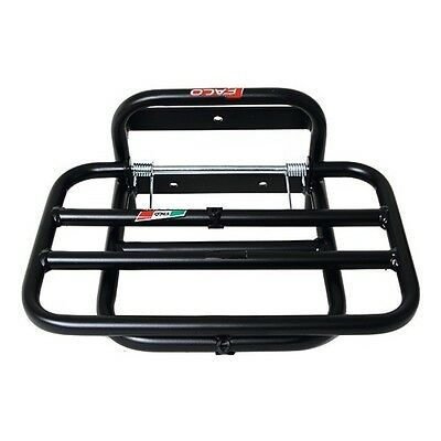 FACO Rack black rear (foldable) 8430525084131