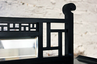 Antique Aesthetic Movement Ebonised Étagère in the Manner of E.W.Godwin c.1880