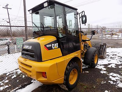 2007 Caterpillar 904B Wheel Loader / CAT 904 B Mini Loader