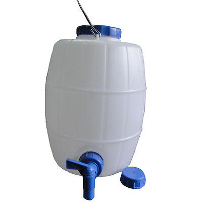 Sunncamp 15 Litre Water Container Keg With Tap