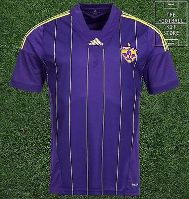 NK Maribor Home/Away Shirt - Official Adidas Rare Football Jersey - Mens