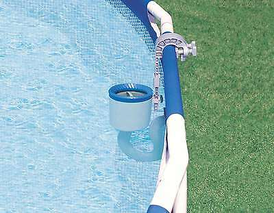 Skimmer deluxe cleaning surface water pool filter maintenance INTEX 28000